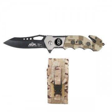 Tactical knife model ATK brand OFFICER