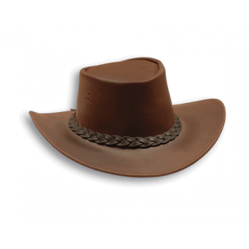 Skin type Texan hat.