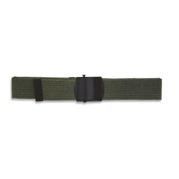 Cinturón ceñidor verde 130 x 3 cm