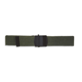 Belt green headband 130 x 3 cm