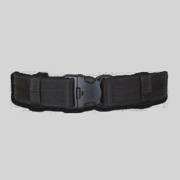 Cinturón militar ajustable rigido.130x5 cm
