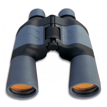 Binoculars 7 X 50 Albainox. Ruby lens. Black.