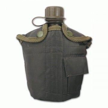 ABS-Flasche mit Deckel von 900 ml