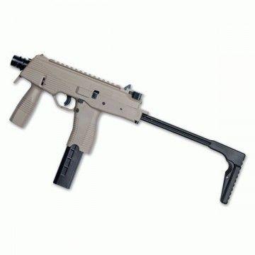 Subfusil de airsoft, modelo MP9 A1 B-T DESERT ASG