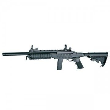 Carabina de airsoft, modelo CO2 HOP UP SPECIAL TEAMS