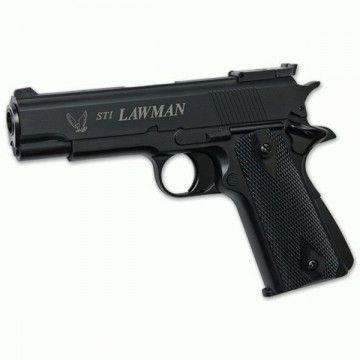 Pistola para airsoft, modelo GNB STI
