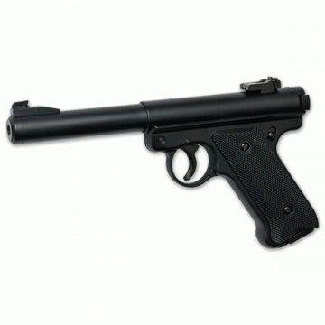 Pistola para airsoft GNB, MK1 HOP-UP ASG