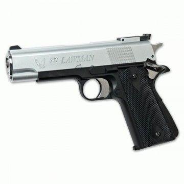 Pistola para airsoft GNB, STI Bicolor