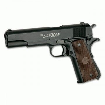 pistola para airsoft STI LAWMAN ASG
