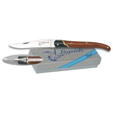 Laguiole Albainox handled knife with stamina 9 cm