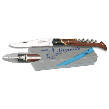 Laguiole Albainox knife with stamina handle 9 cm II