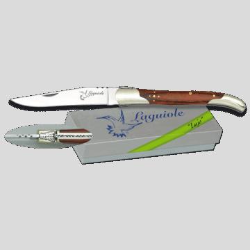 Laguiole Albainox behandelt Messer mit Ausdauer 9,5 cm III