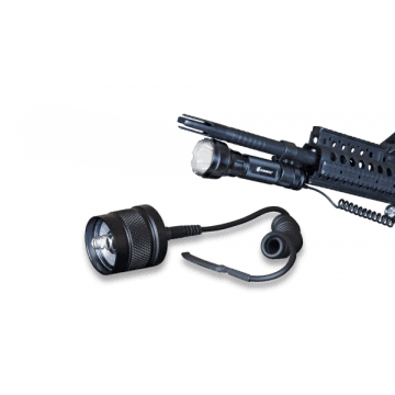 Flashlight - weapons switch adapter