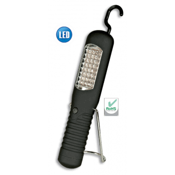 Multi-purpose flashlight Rexer 32 Leds.
