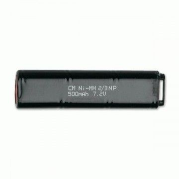 BATTERY for weapons AEG 7, 2V, 500 mAh