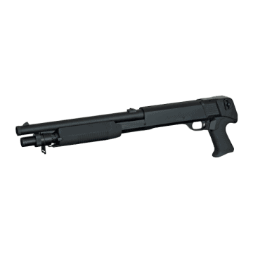 Escopeta de muelle para airsoft, réplica del modelo M3 Shorty shotgun, marca double eagle