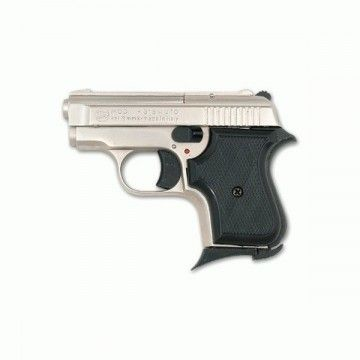 DETONATOR pistol model BRUNI 315 AUTO 8 MM matte/nickel