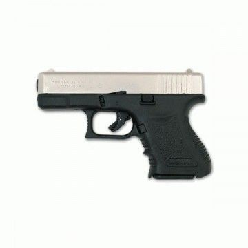 DETONATOR pistol model BRUNI MINI GAP 9MM nickel