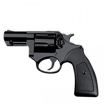 REVOLVER model.380 COMPETITIVE FRONTFIR BLACK