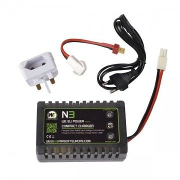 WEEU N3 NIMH MINI BATTERY CHARGER
