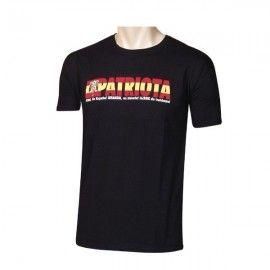 Camiseta militar estilo Patriota - España.