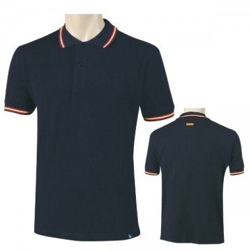 Spain of Navy Blue Polo