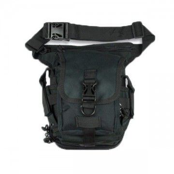 Bag - Black tactical leg