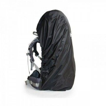 Covers-black backpack. Waterproof