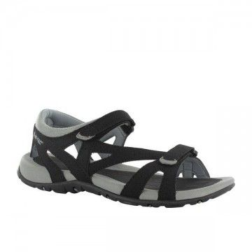 Sandals HI-TEC model GALICIA STRAP. Black