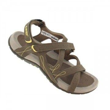 HI-TEC WAIMEA model sandals. Brown.