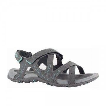 Sandales de WAIMEA HI-TEC de modèle. Gris.