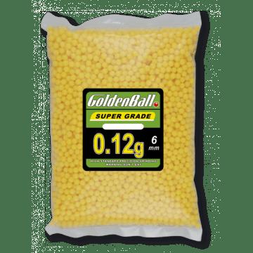 Bolsa de 1 kg de bolas para airsoft 0.12 g