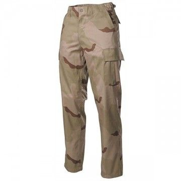 color Soft Desert M65 military pants