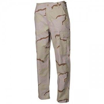 pantalones militares M65 de color Soft Desert II
