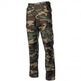 Pantalones militares M65, estilo camo.