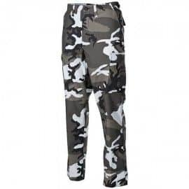 Military pants M65, style Urban camo.