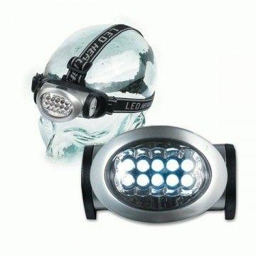10 LED FRONT HEADLIGHT