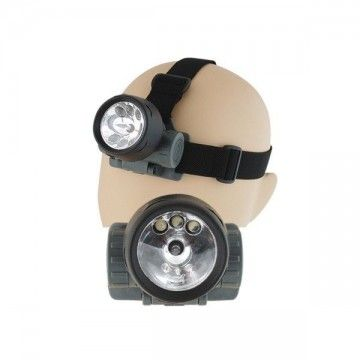 3 LED FRONT HEADLIGHT
