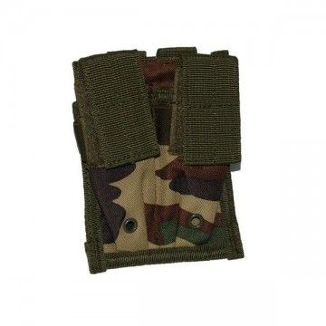 CASE CHARGER DOUBLE PISTOL MOLLE MAX