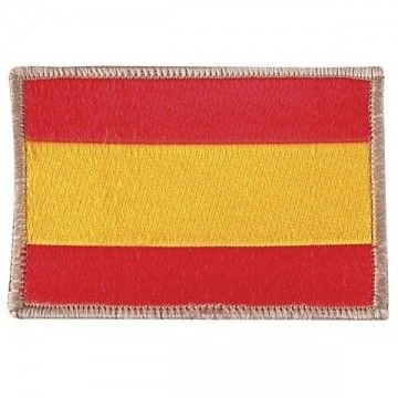SPAIN C/VELCRO PATCH EDGE BEIGE