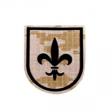 PARATROOPS BRIGADE 1ST FLAG FLOWER PATCH