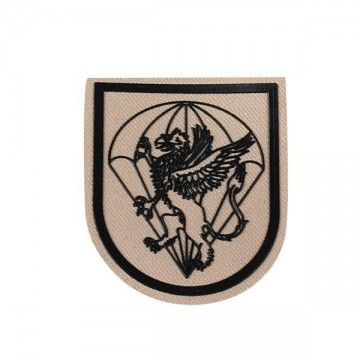 PARATROOPS BRIGADE BATTALION HEADQUARTERS DRAGON PATCH