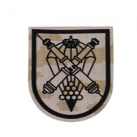 PARATROOPS BRIGADE GROUP ARTILLERY CANNONS GACAPAC PATCH