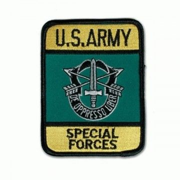 U.S. ARMY TEXTILE PATCH