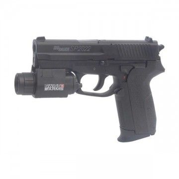 Pistola SIG SAUER SP2022 CO2 METAL