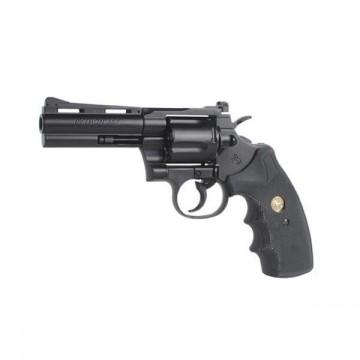 Revolver modelo COLT PYTHON 357 MEDIO de color negro