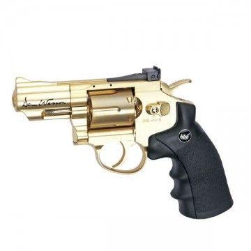 Revolver de Co2, EDICION ESPECIAL GOLD 2.5