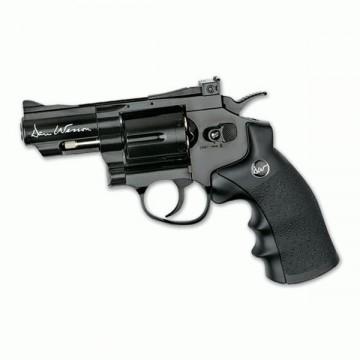 """Revolver de CO2 , modelo GNB-MB-DAN WESSON 2,5"""" NEGRO ASG"""