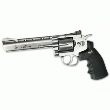 Revolver de CO2, modelo GNB, MB, DAN WESSON 6 PLATE ASG