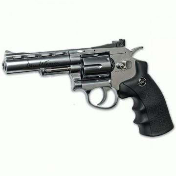 "Revolver de CO2 modelo GNB, MB, DAN WESSON 4"" ASG"